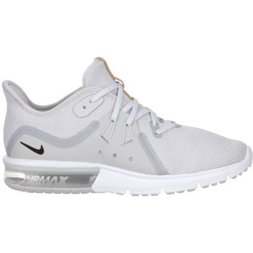 new products 8a7cd b101b Nike Women s Air Max Sequent 3 Running Shoes (Silver, Size 6) - Women s  Running Shoes at Academy Sports