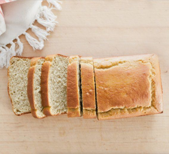 Recipe // Almond Flour + Flaxseed + Baking Soda + Salt + Eggs + Honey + EVOO + ACV  light endurance