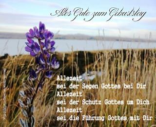 Segenswunsche Zum Geburtstag Christlich Wunsche Zum Geburtstag