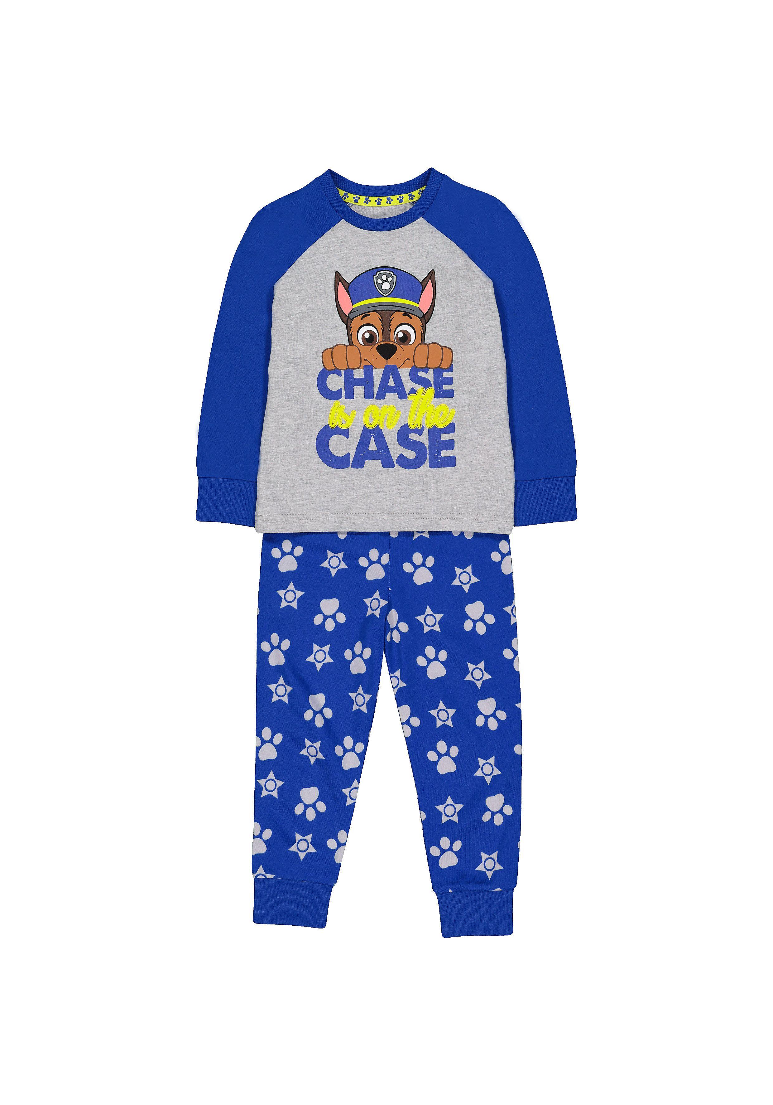 Paw Patrol Baby Boys Short Pyjamas Pjs