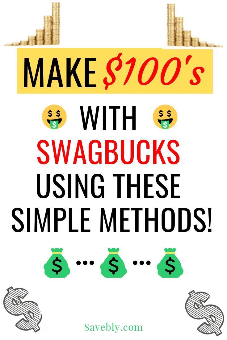 2020 StepByStep Swagbucks Guide To Make 100's Online