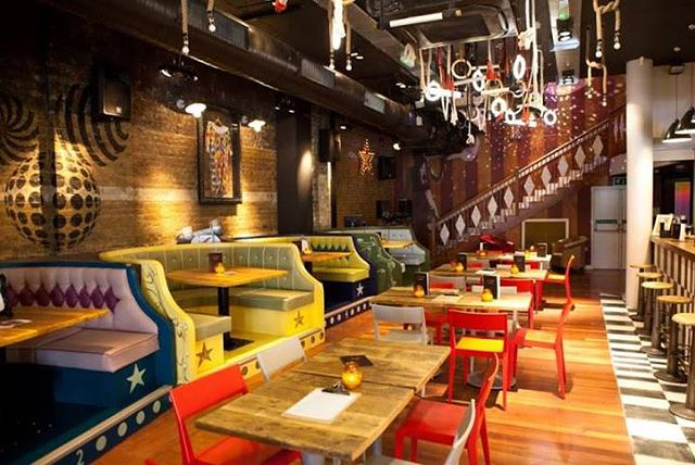 Circus themed restaurant Archives - The Wowcher Blog cafe ideas - circus hervorragendes restaurant interieur