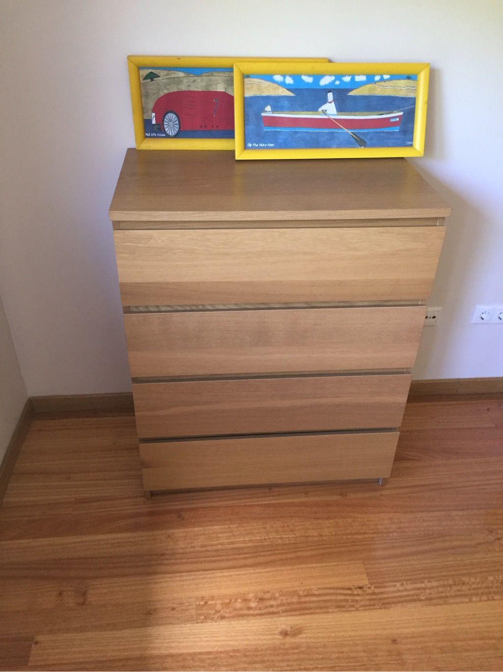 Cómoda Ikea | Comodas ikea, El dormitorio y Ikea