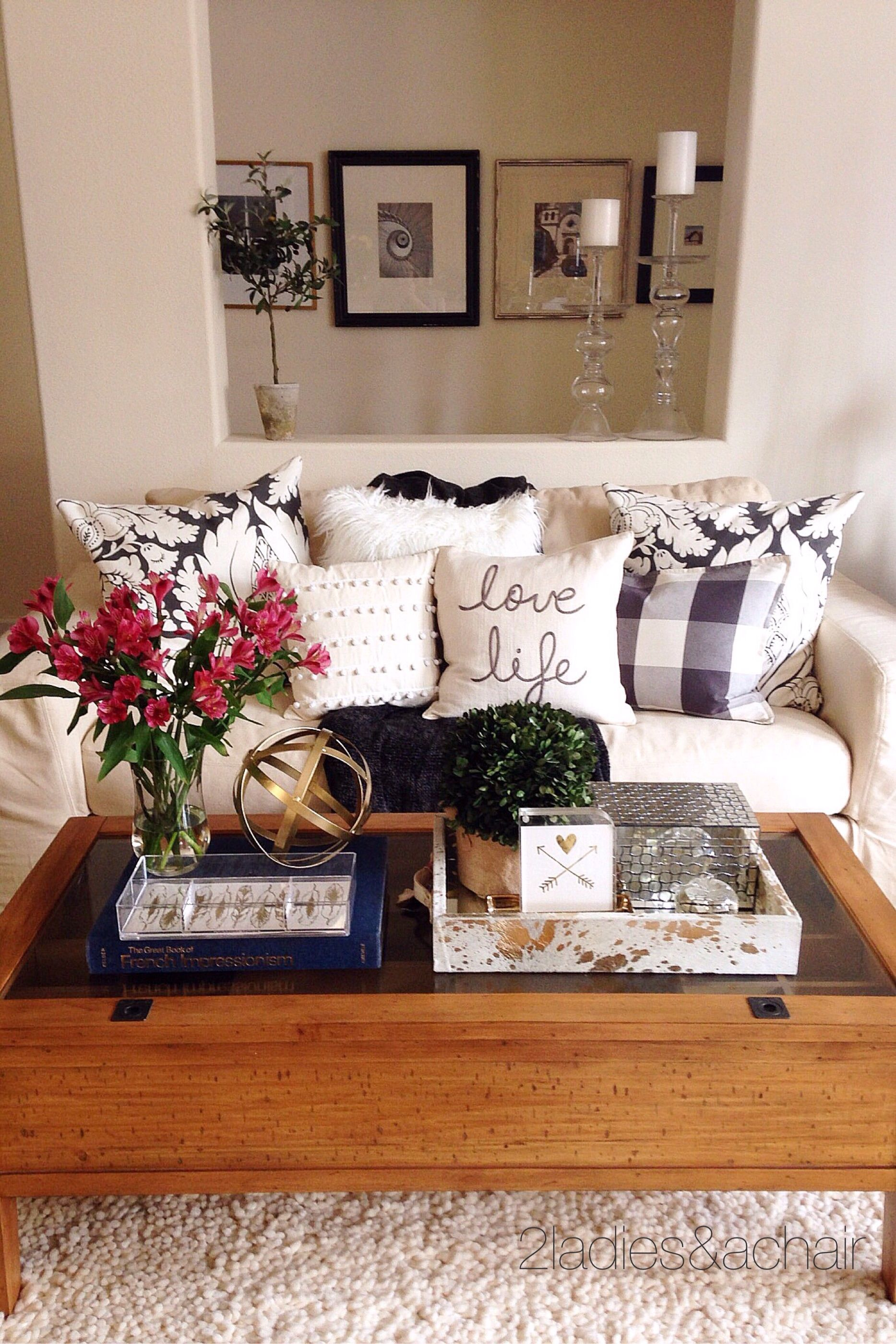 Decorating your coffee table home goods decor home