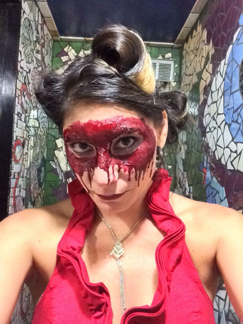 Skin mask   Halloween   Pinterest   Skin mask and Masks