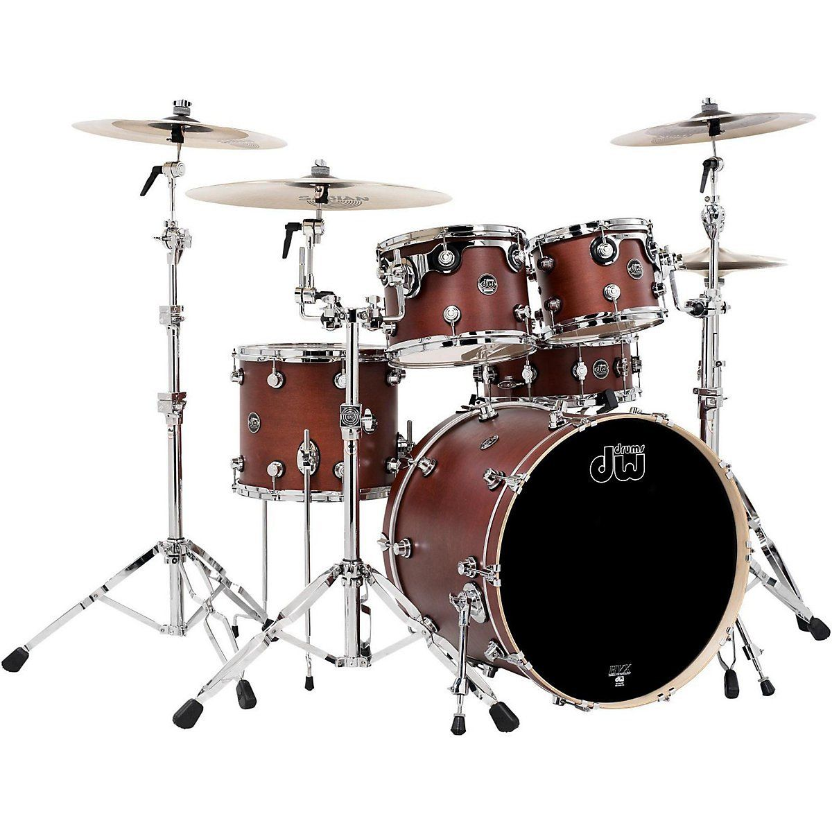 Are you looking for a new drum set? You can find a selection of DW DRUMS including this DW PERFORMANCE SERIES 5 PIECE DRUM SHELL PACK IN TOBACCO STAIN OIL WITH CHROME HARDWARE (free shipping) at    http://jsmartmusic.com