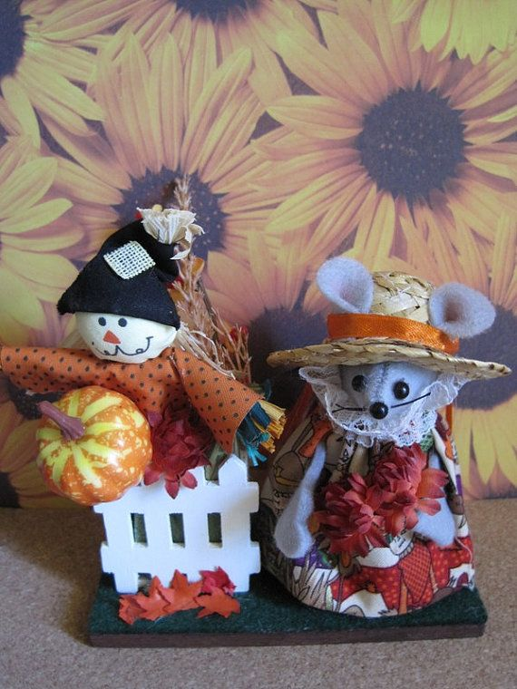 Fall Fence   AUGUST SALE 1000 by atticmouse on Etsy, $10.00