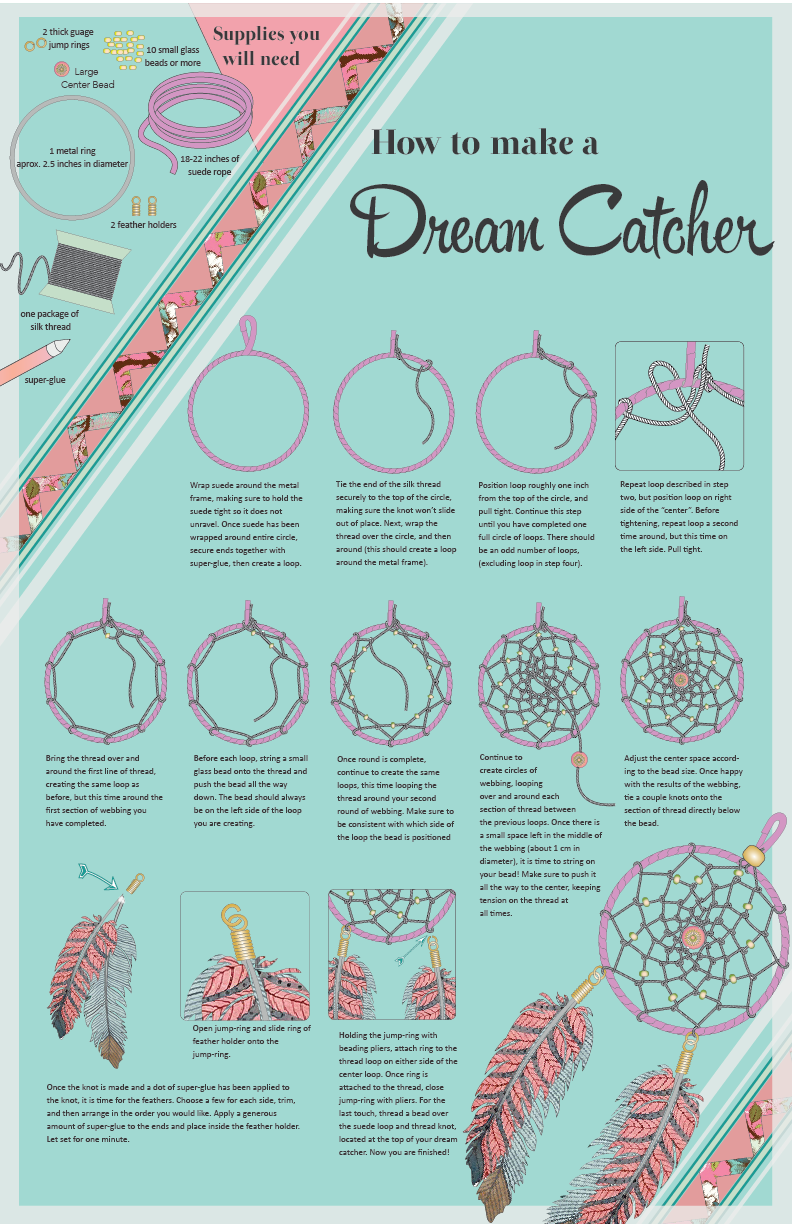 What Do The Beads Mean On A Dream Catcher Doily Dream Catchers The Best Collection Of Ideas Dream catchers 16