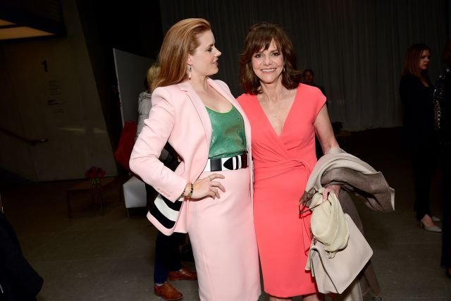 Amy Adams Susan Sarandon Attend Max Maras Anniversary Dinner for The Whitney Museum