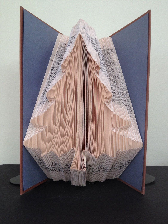 Nativity Book Folding Pattern PATTERN ONLY