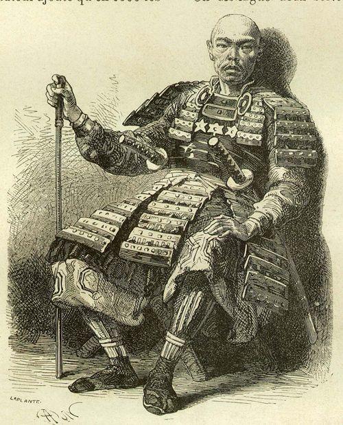 samurai ...