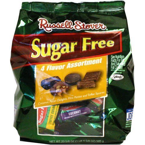 Russell Stover Sugar Free 4 Flavor Assortment Candies 20 Ounce Value Bag Http Www Amazon Com Russell Stove Sugar Free Chocolate Assortment Sugar Free Treats