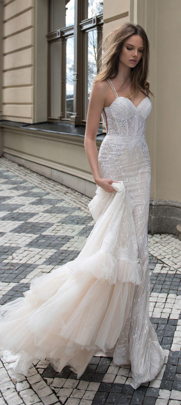 Wedding dress by berta bridal fall wedding dress