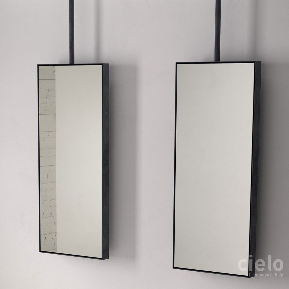 Argo Wall Mirror With Or Whitout Led Light Arcadia Mirror Colored Bathroom Ceramica Cielo Rectangular Bathroom Mirror Mirror Mirror Ceiling