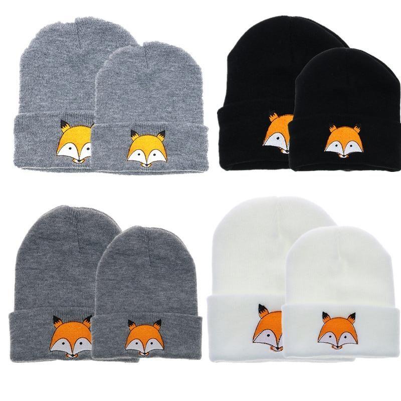 Cute Toddler Kids Girl Boy Soft Knit Warm Hat Baby Infant Headwear Beanie Cap