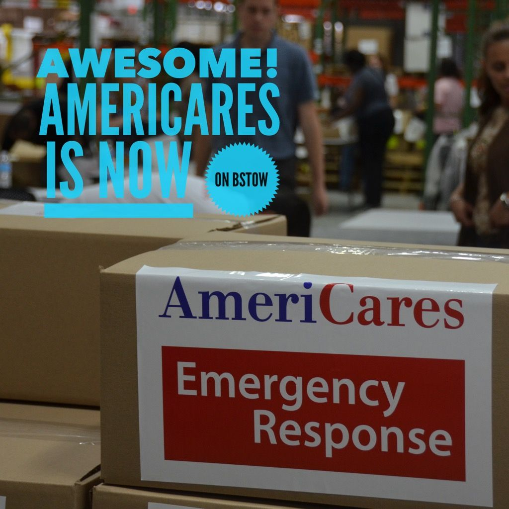Americares Emergency Response is on Bstow