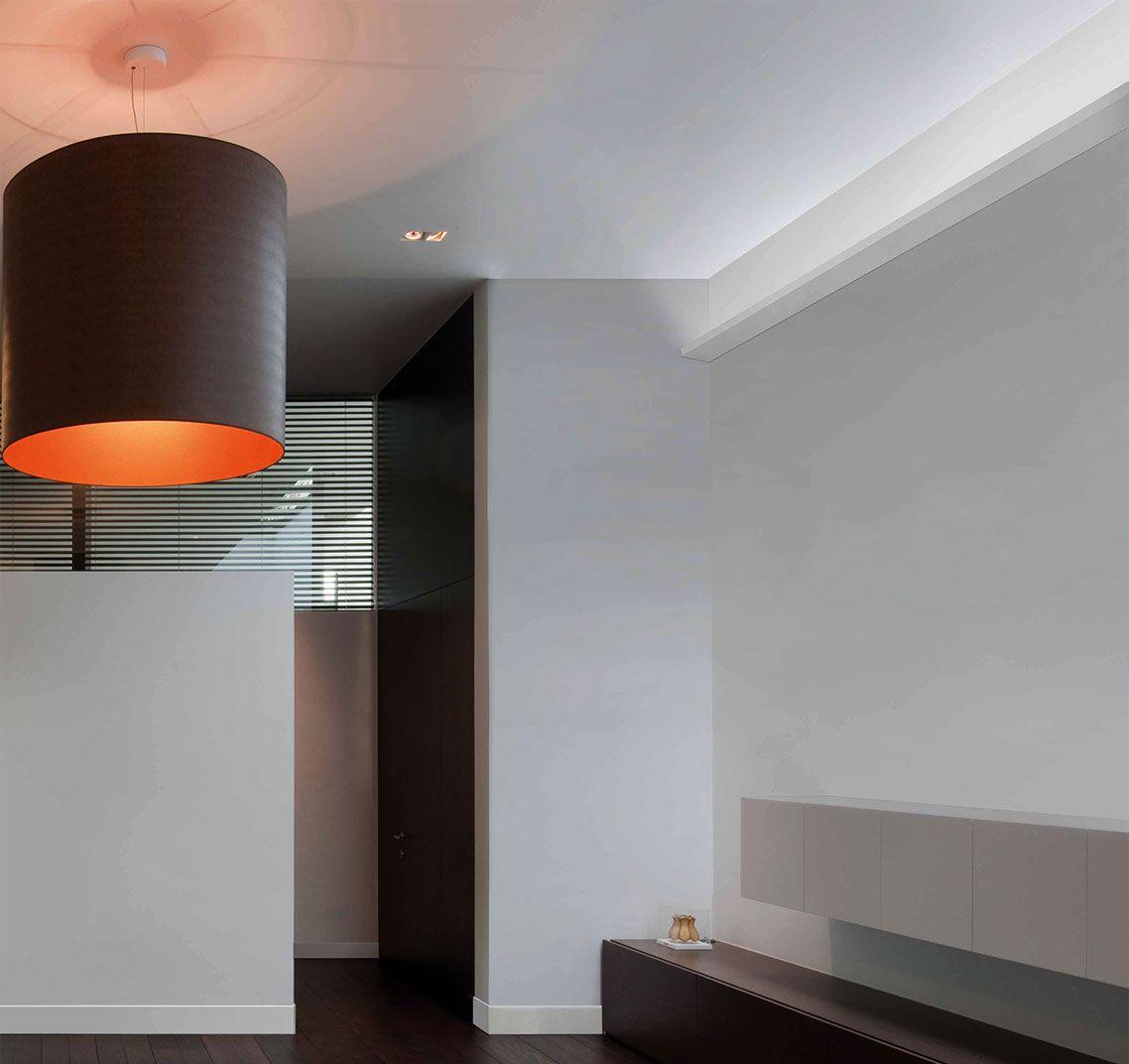 Large Aventura Molding For Indirect Lighting Inviting Home False Ceiling Living Room False Ceiling Bedroom Modern Interior Decor
