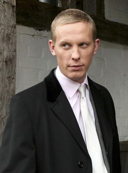 Laurence Fox Ds James Hathaway From The Inspector Lewis Series