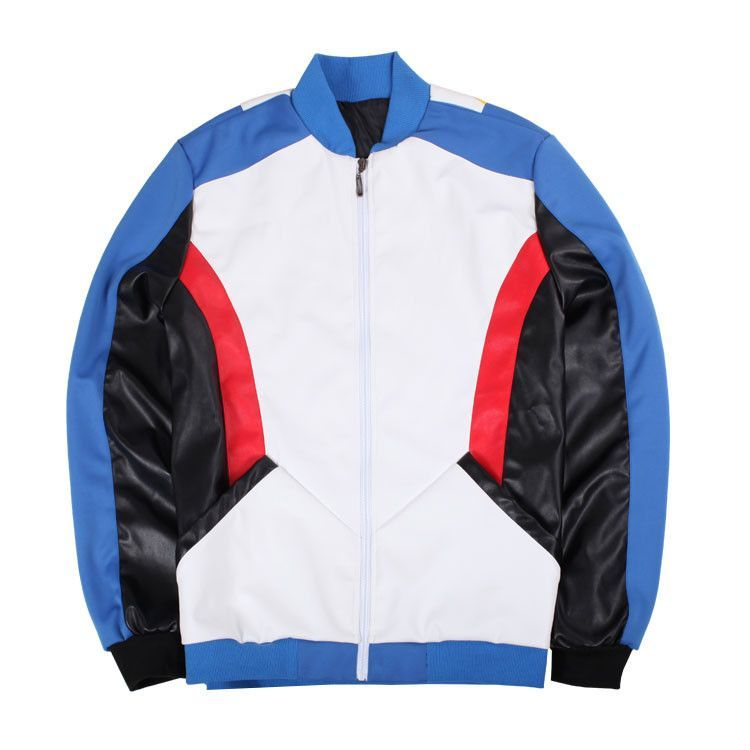 Video Game Overwatch Soldier 76 Jacket Coat Outfit Comic-con Cosplay Costume