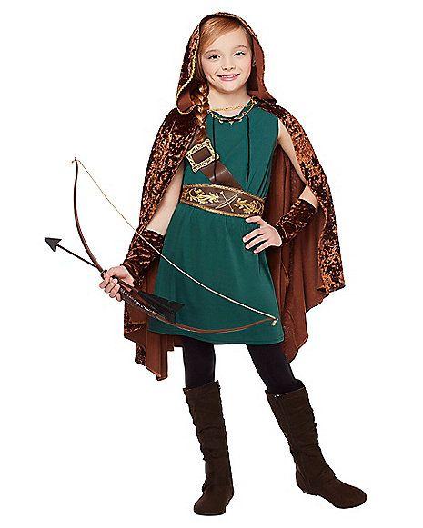Kids Robin Hood Costume Spirithalloweencom Halloween