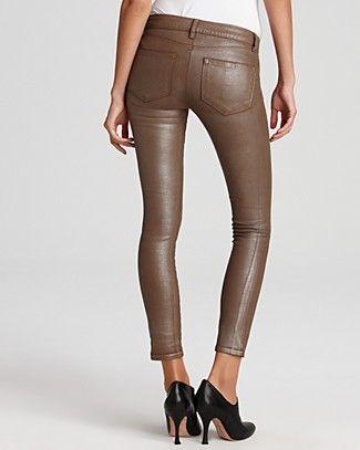 Shimmer jeans
