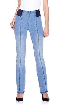 Diane Gilman Fashion Designer With Images Fashion Denim Boots Best Jeans