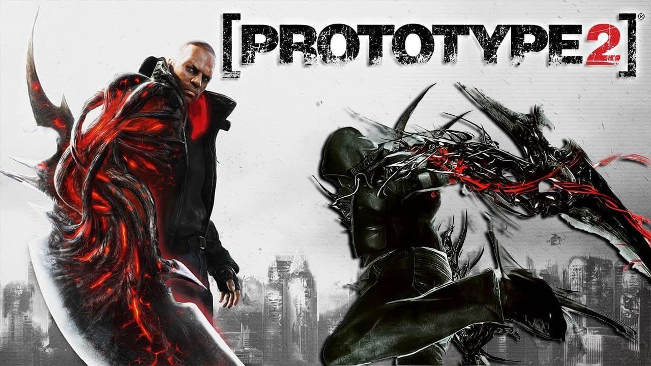 تحميل لعبة prototype 2