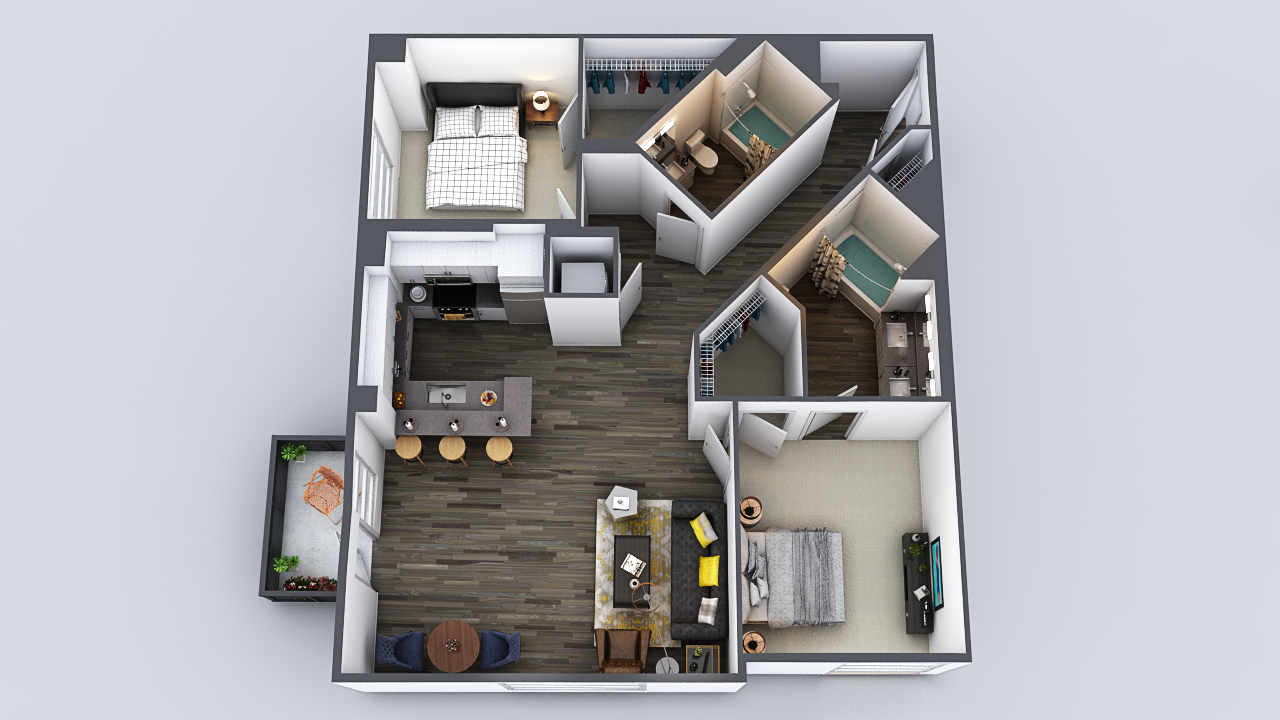 2 Bedroom Apartment For Rent In Los Angeles In 2020 Two Bedroom Apartments Downtown Apartment 2 Bedroom Apartment