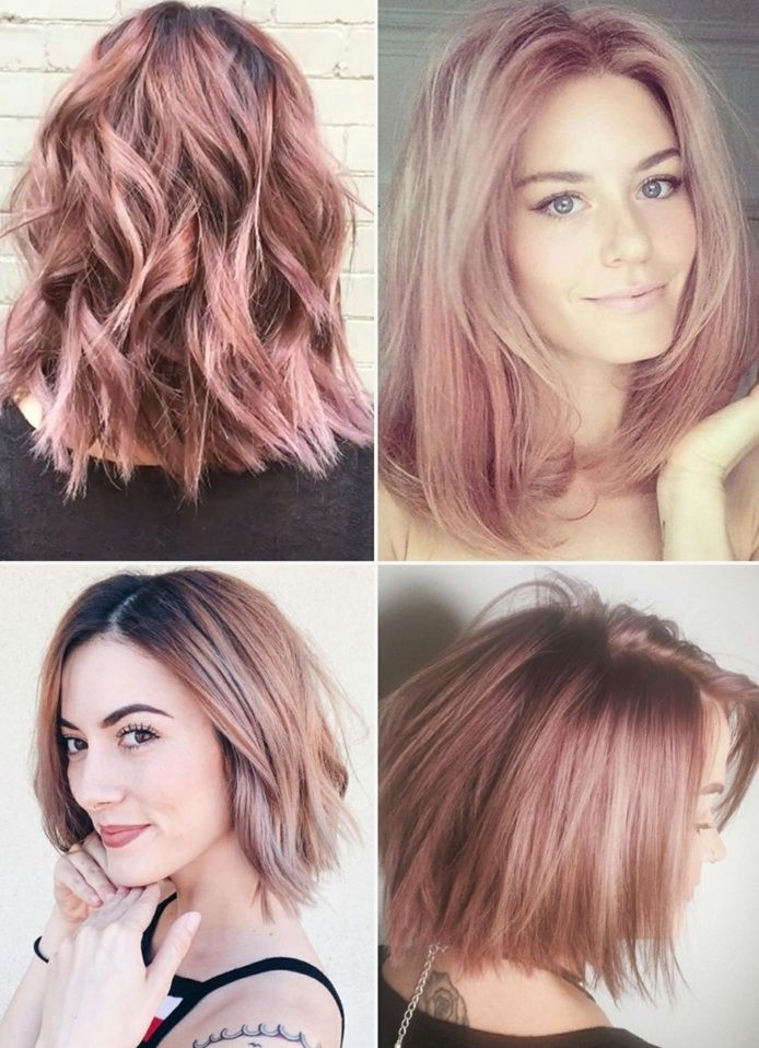 Couleur cheveux idee