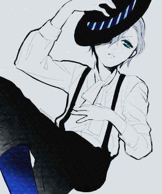 Black Butler♥ Ciel Phantomhive