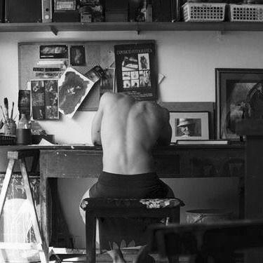 Sentir La Peur Et Le Faire De Toute Facon Corps Masculin Pose Portrait Photographie Creative