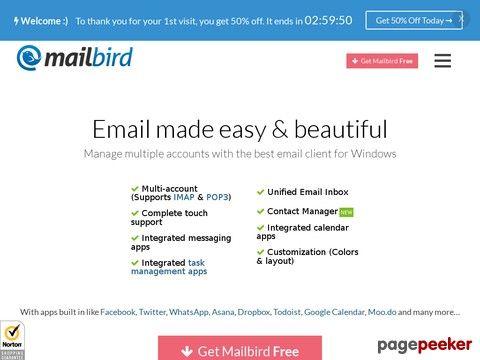 Mailbird Coupon Codes Messaging App Coding Coupons