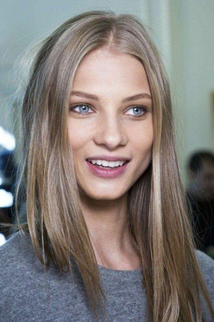 le blond cendr la coloration pr f r e des femmes romantiques coiffure pinterest. Black Bedroom Furniture Sets. Home Design Ideas