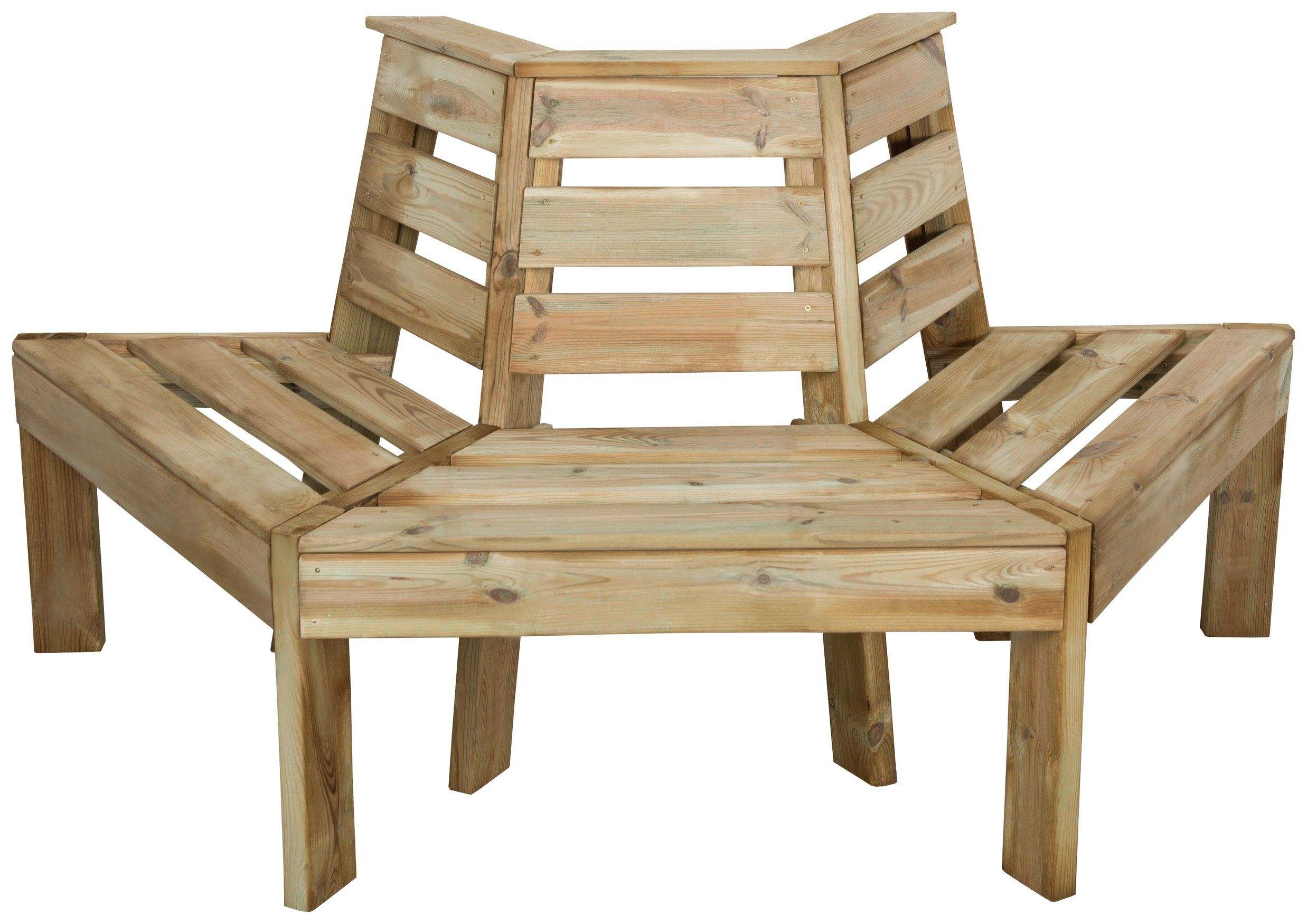 Forest Timber Tree Seat in 2020 Tree seat, Wooden tree
