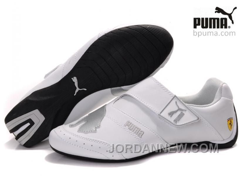 Shop for Mens Puma Baylee Future Cat Shoes White Silver New Style at  Pumacreeper. Browse a abnormality of styles and edict online.