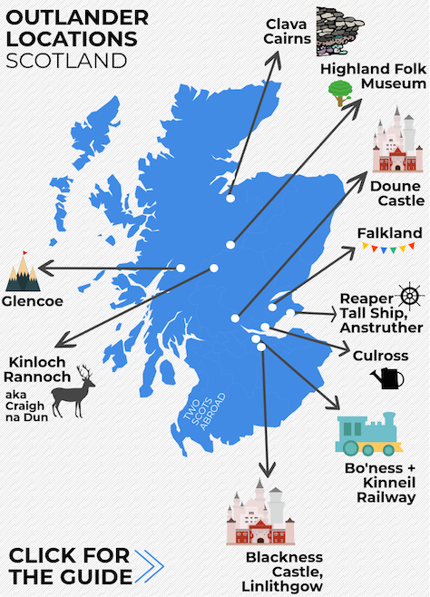 Must See Map Scotland Travel Scotland Vacation Places In Scotland