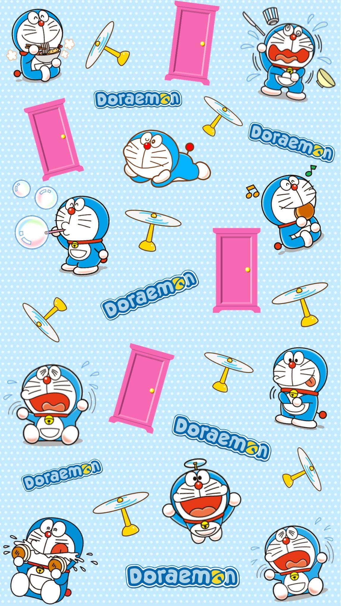33+ Whatsapp Wallpaper Gambar Doraemon Terbaru PNG