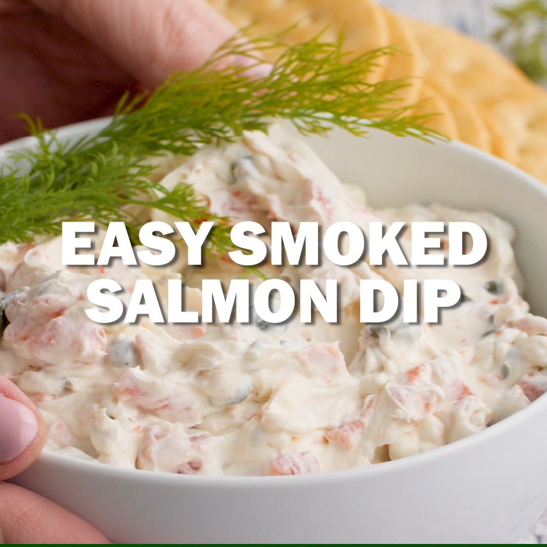 Easy Smoked Salmon Dip -   18 healthy recipes Salmon appetizers ideas