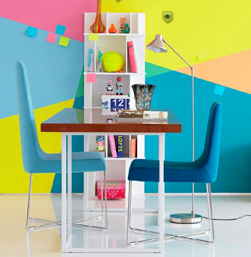 Inspiration : 10 Beautiful Paint Ideas