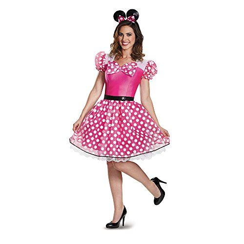 HALLOWEEN Disguise Women\u0027s Glam Minnie Costume - $4674 with FREE - princess halloween costume ideas