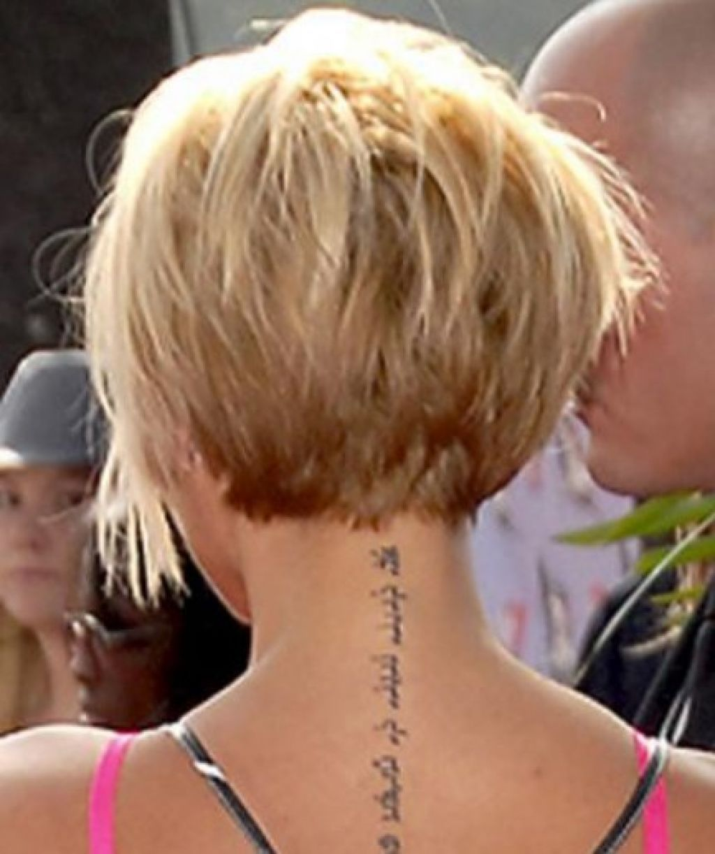 Back view of stacked bob haircut - 15 Short Wedge Haircut Back View 2015 Short Hair Trends