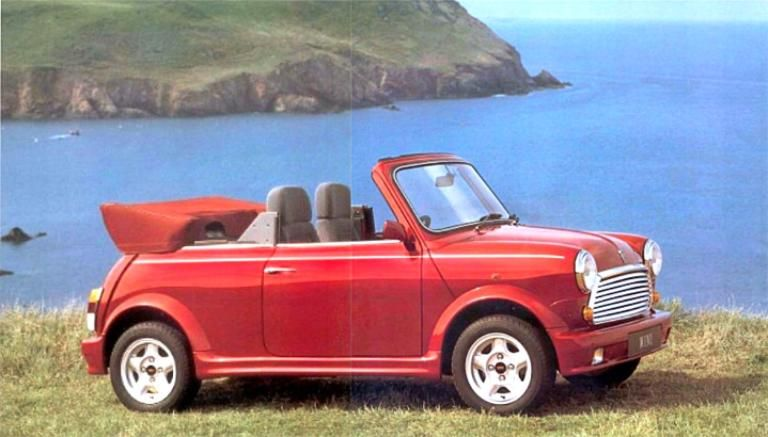 Oh My Heart 3 Rover Mini Cabriolet My Kind Of Rides Mini