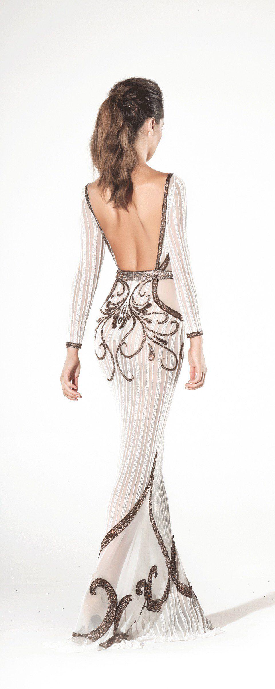 Charbel Zoe Primavera Verao 2016 Alta Costura Http Pt Orientpalms Com Charbel Zoe 6189 Com Imagens Vestidos Legais Vestido Elegante Belos Vestidos
