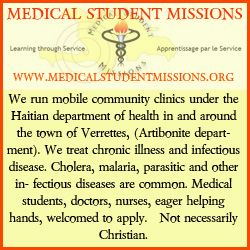 Mission Trips For Pre Medical Students Nursing Professionals