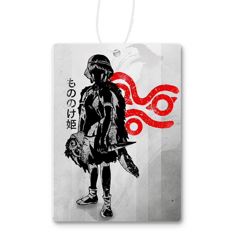 Crimson Forest Keeper Air Freshener Poster making, Dark