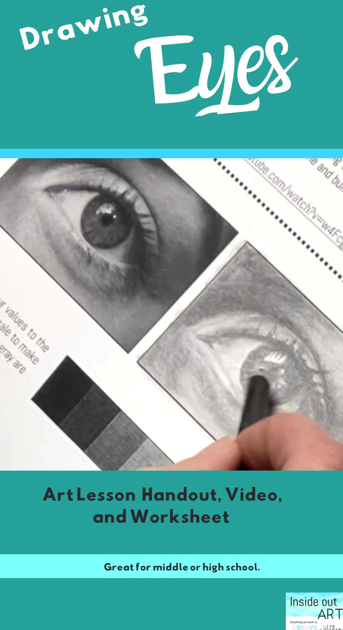 This High School Art Drawing Worksheet Is Great For