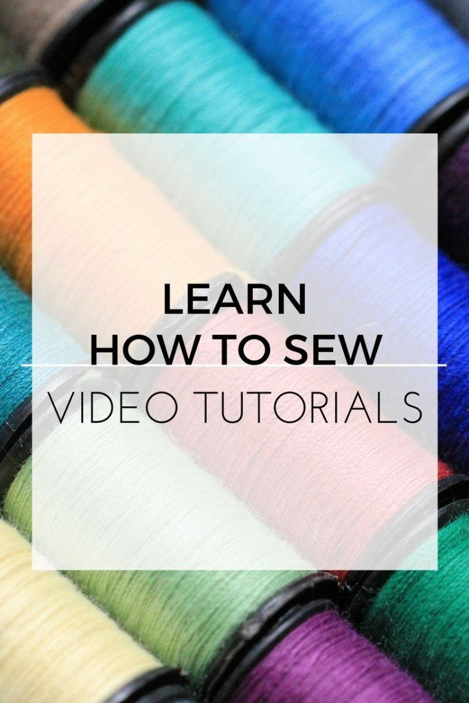 How I Taught Myself To Sew And You Can Too Teach Sewing Sewing Awesome Teach Yourself To Sew With A Sewing Machine