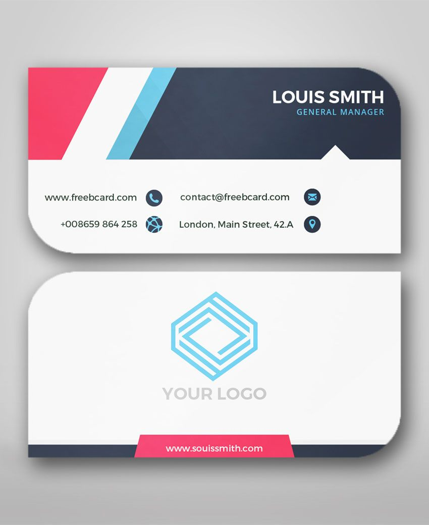 Business Card Design Google Search Business Card Design Business Logo Card Design