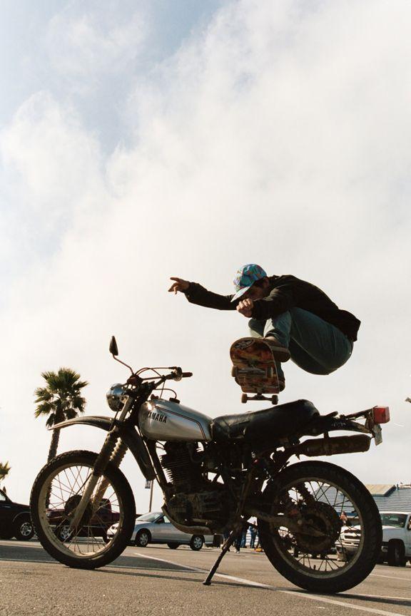 Bike And Board Skateboard Snowboard Motorbikes