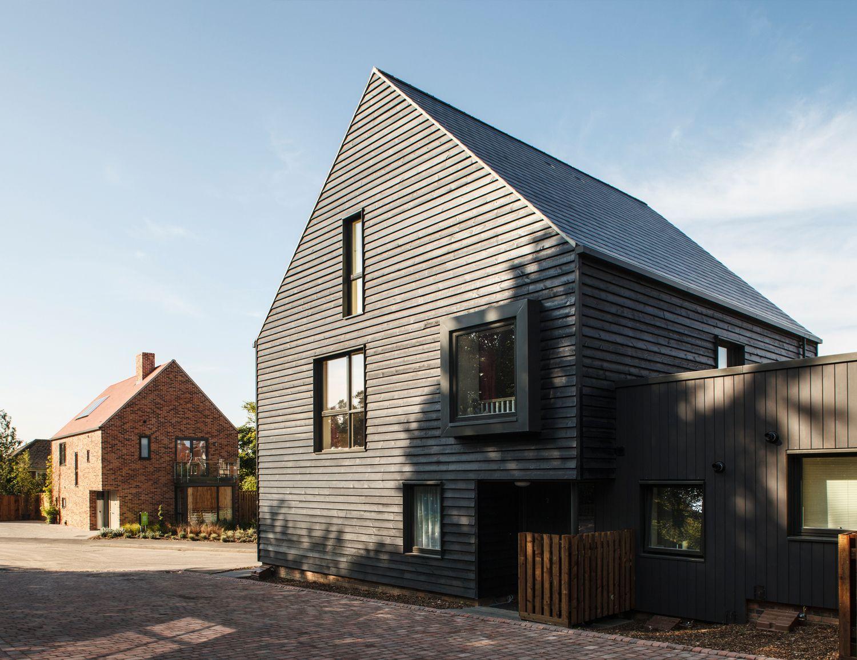 the avenue saffron walden by pollard thomas and edwards architects